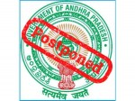 Ap Ssc Board Exams 2021 Postponed Due To Covid