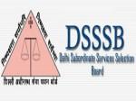Dsssb Recruitment 2021 For 5807 Trained Graduate Teachers Posts Apply Online For Dsssb Tgt Jobs