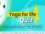 National Yoga Quiz Competition By Ncert For Students Till July