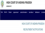 Ap High Court Recruitment 2021 For 68 Civil Judge Posts Apply Online Before August