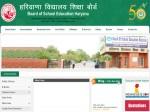 Hbse 12th Result Haryana Board Result 12th Marksheet