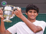 Who Is Samir Banerjee The Indian American Champ Who Bagged Wimbledon Boys Singles Title