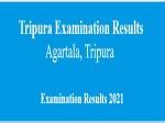 Tripura Board Result 2021 Tripura Board Class 10th 12th Result 2021 Declared Check Tbse Result