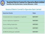 Ydcc Bank Recruitment 2021 For 42 Junior Clerk And Assistant Staff Posts Apply Online Before July