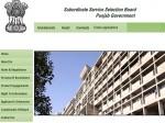 Punjab Police Psssb Jail Warder Admit Card 2021 Download At Sssb Punjab Gov In