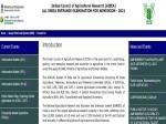 Icar Admit Card 2021 Check Icar Aieea Admit Card 2021 Download Link