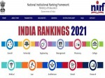 Nirf Ranking 2021 Iit Madras Best Institute Iisc Bangalore Best In Research Check Complete List