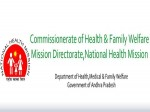 Nhm Andhra Pradesh Recruitment 2021 For 3393 Mlhp Posts Apply Online Before November