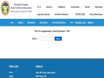 HPBOSE 12th Compartment Result 2020: How To Check Plus Two Supplementary Result 2020