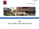 Army Public School Result 2020 Declared, Check APS CSB Result 2020 For PRT, PGT And TGT