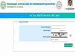 TS Intermediate 1st Year Hall Ticket 2021 Released At tsbie.cgg.gov.in,  Here's How To Download