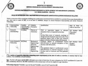 DRDO Recruitment 2018: Hiring Researchers On Contract