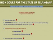 Telangana High Court Recruitment 2019 For 67 Civil Judges; Earn Up To INR 44,770 Per Month