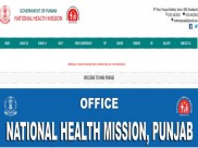 NHM Punjab Recruitment For 1000 Community Health Officers; Earn Up To 30,000 Per Month