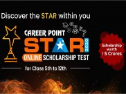Career Point Star Scholarship 2020: Check Registration And Exam Pattern