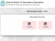 CBSE Roll Number Finder: How To Get CBSE Class 10th And Class 12th Result Roll Number?