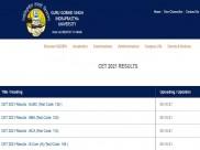IPU CET Result 2021 Declared, Check Direct Link