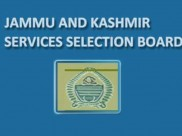 JKSSB Recruitment 2021 For 800 JK Police SI Posts, Apply Online At jkssb.nic.in