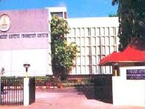 VCRC invites applications for M.Sc