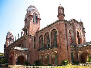 M.Sc admissions at Madras University