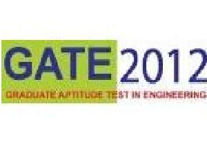 Online Applications for GATE 2012