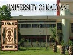 Kalyani University Invites Applications