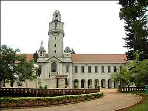 Admission open at IISc