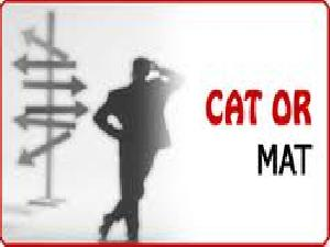 MAT to be valued more than CAT scores