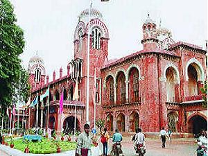 Admission open at University of Madras