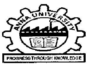 Exam Schedule of Anna University, 2011