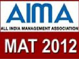 AIMA Invites MAT Appplications