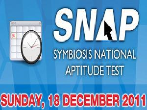 SNAP Test To be conducted by SIMC