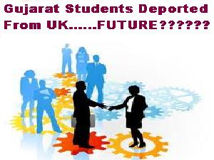 Gujarat Students Deported From UK