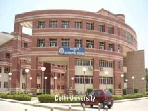 Semester Scheme in Delhi University
