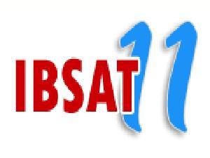 IBSAT 2011 entrance at ICFAI University.