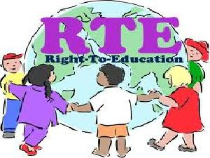Awareness on RTE to Be Increased