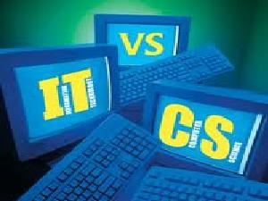 Comparision Between CSE And IT