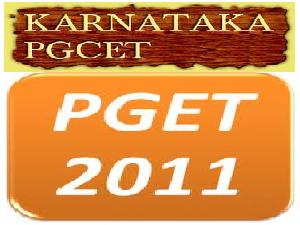Karnataka PGET 2012 dates announced