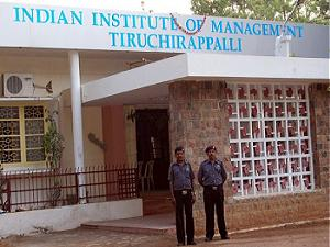 Admission open at IIM Trichy for FPM
