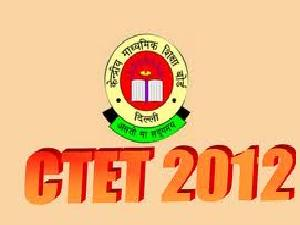 CBSE Conducts CTET 2012 Entrance Exam