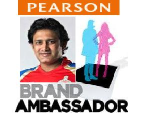 Pearson Education Services & Anil Kumble