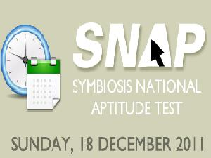 Symbiosis National Aptitude Test Results