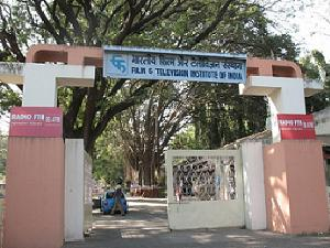 Admission open at FTII