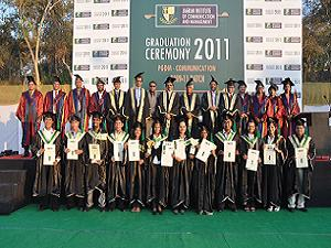 Graduation Ceremony Held at JICM Bhopal