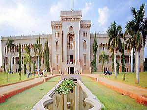 Admission open at Osmania University