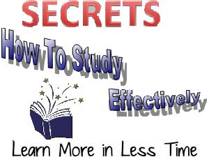 The secrets how to study effectively short time tips to study need to study effectively learn how altavistaventures Gallery