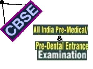 CBSE Pre-Medical /Dental Exam On May 13