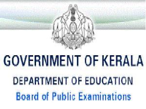 Kerala Plus Two Time Table 2012