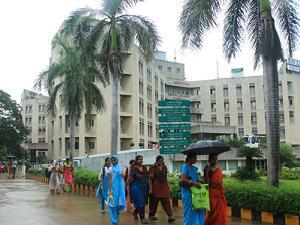 MDS Entrance at Saveetha University
