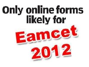 Only Online Mode Applications For EAMCET
